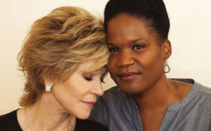 """Mary Williams released her memoir """"Lost Daughter"""" chronicling her experience of transracial adoption as the daughter of Jane Fonda."""